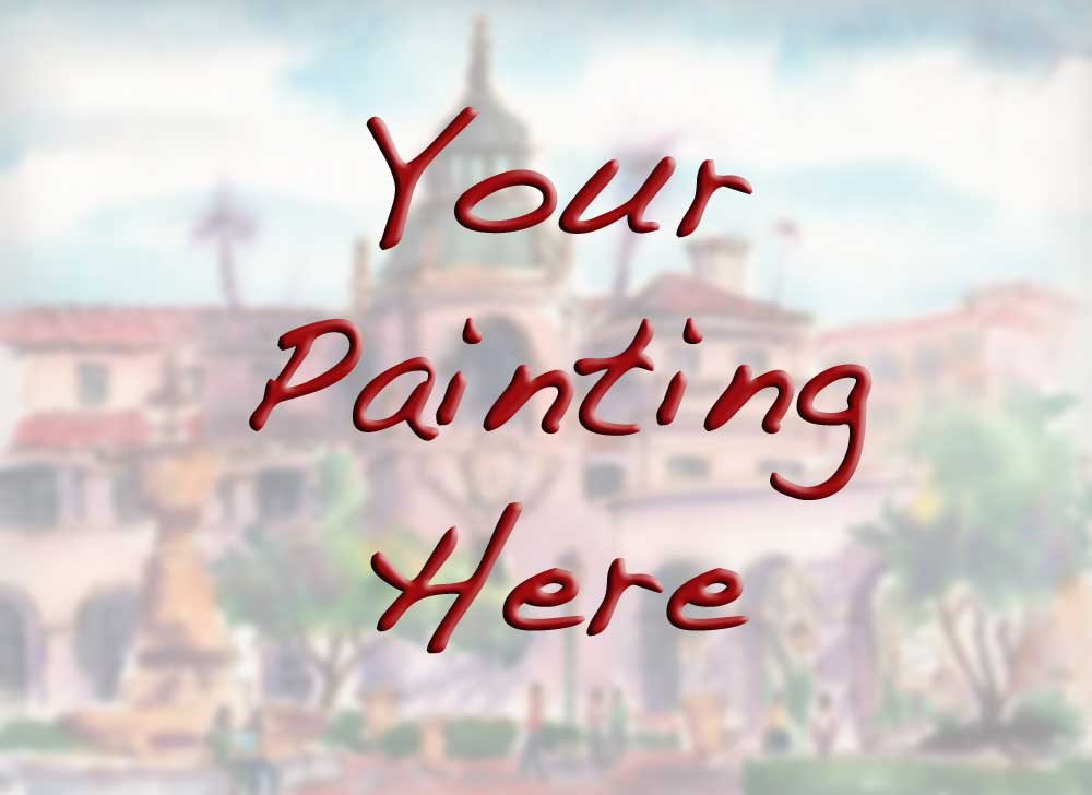 Your-Painting-Here